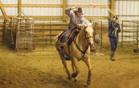 CWU Rodeo Club holds lone home competition