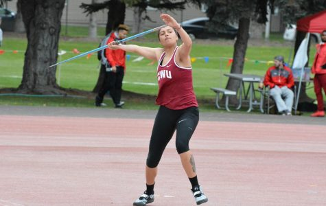CWU Track and Field athletes head to NCAA DII Nationals