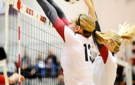 Volleyball continues to build up youth