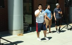 Campus Activities lets students try out their rap chops