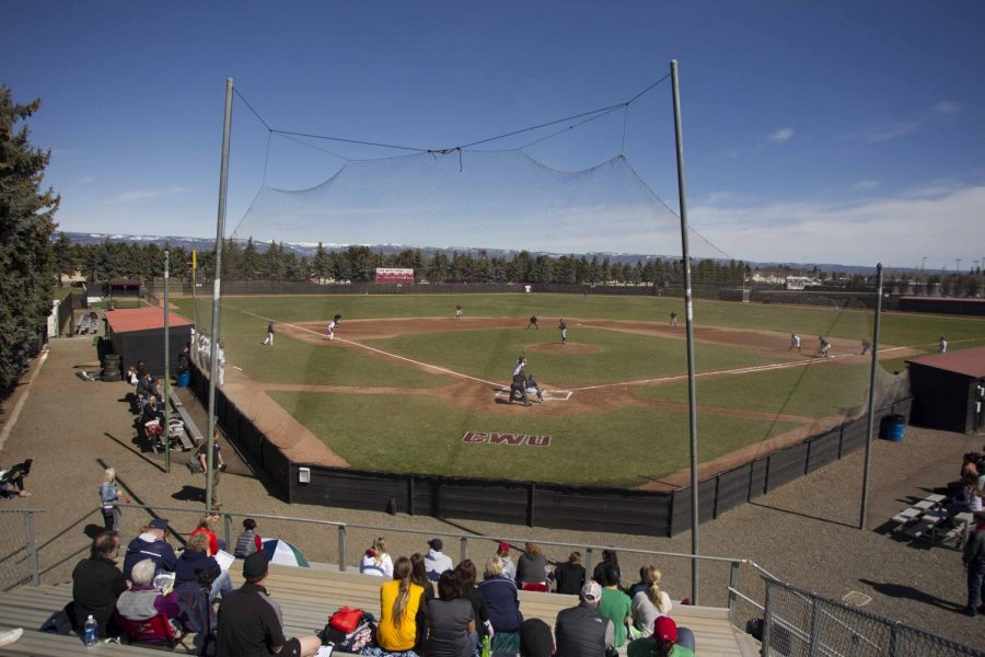 CWU+baseball+will+retreat+inside+during+the+winter+months+as+they+prepare+for+their+spring+season+starting+in+early+February.