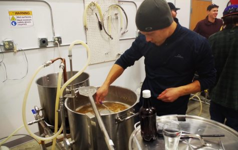 Brewing program continues to expand