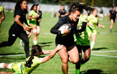 Women's Rugby takes on BYU