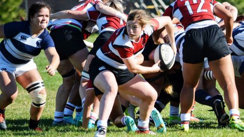 Pinson proves vital to CWU rugby