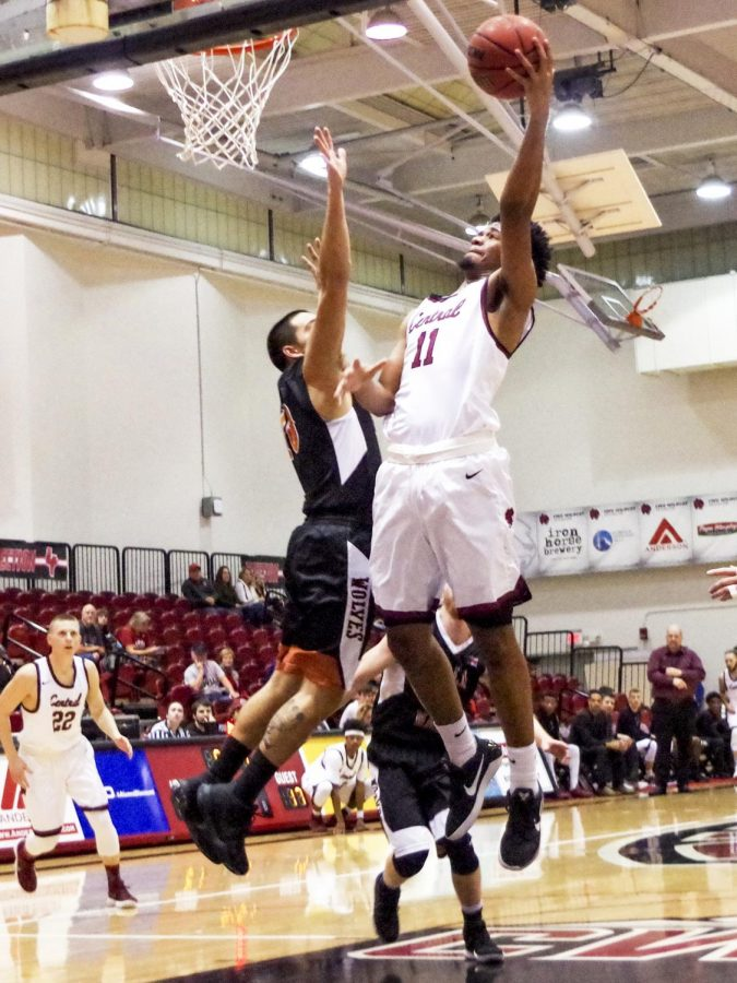 Men's basketball ready to face SPU – The Observer
