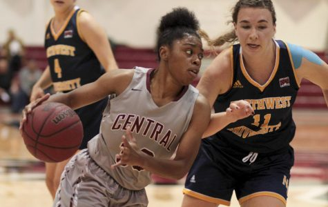 CWU Women come away with exhibition win