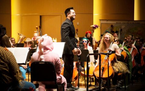 CWU Orchestra to play at JFK Center in Washington D.C.