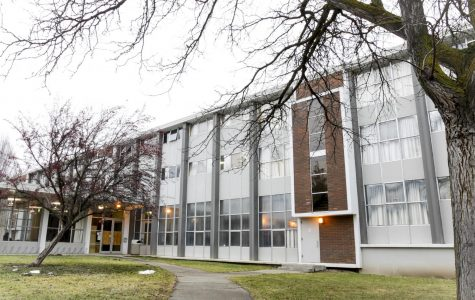 Anderson Hall begins transition to residence hall