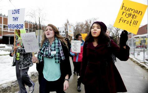 Community unites for ninth annual MLK March