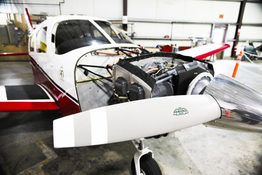 Aviation department soars into a new generation of education