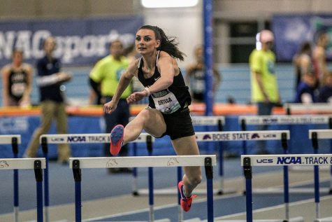 Ortega breaks records at CWU