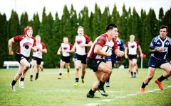 Men's rugby eliminated in D1A playoffs