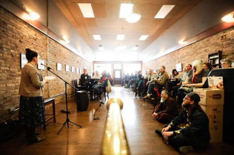 PNW poets crawl toward creativity