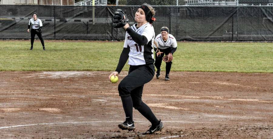 Williams Finds Home in CWU Softball