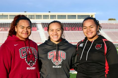 The A'au Trio: a rugby powerhouse