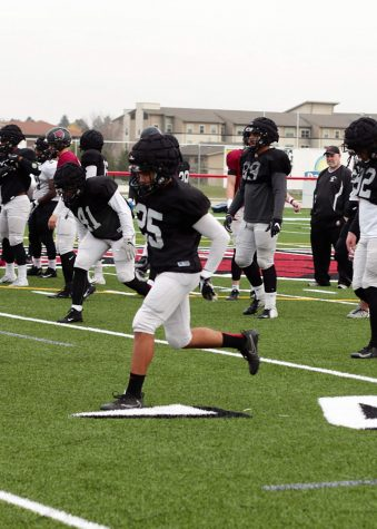 The walk-on experience for athletes at CWU