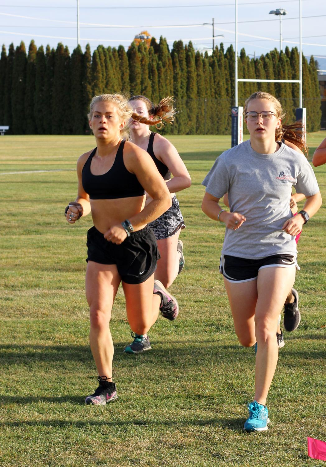 The men and women get strong workouts in ahead of the GNAC Championships on Nov. 3. The meet will be a test for the Wildcats as they will get to match up against the rest of the conference.