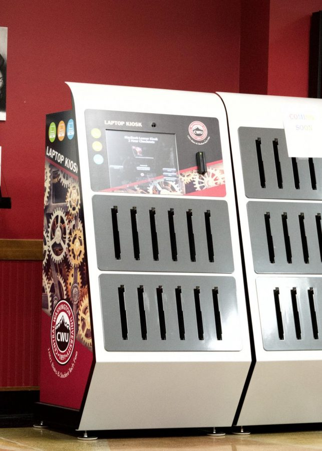 Laptop kiosk coming soon to the Bistro.