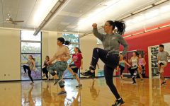 Fitness classes at CWU now free with membership