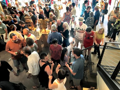 First Friday Art Walk showcases local artists downtown