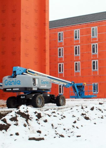 Dugmore Hall to be finished by fall 2019
