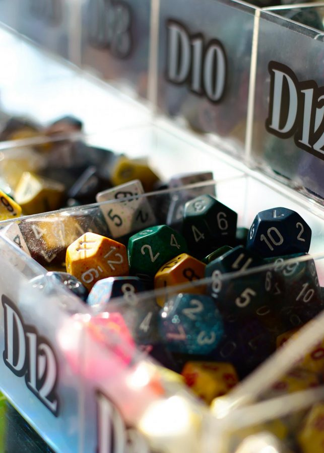 D&D club rolls to the top of club attendance