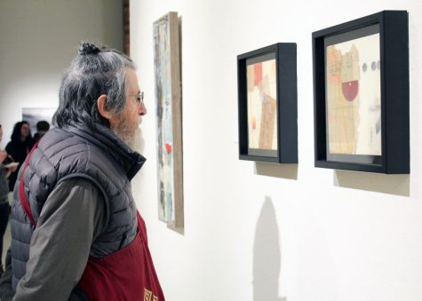 Faculty exhibit gives Ellensburg community perspective on art