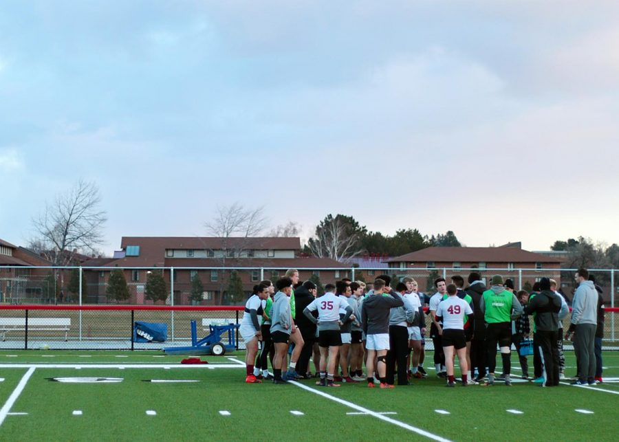 Men's rugby tackles new era with young roster