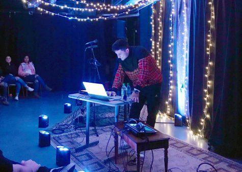 Underground Concert Series showcases student talent
