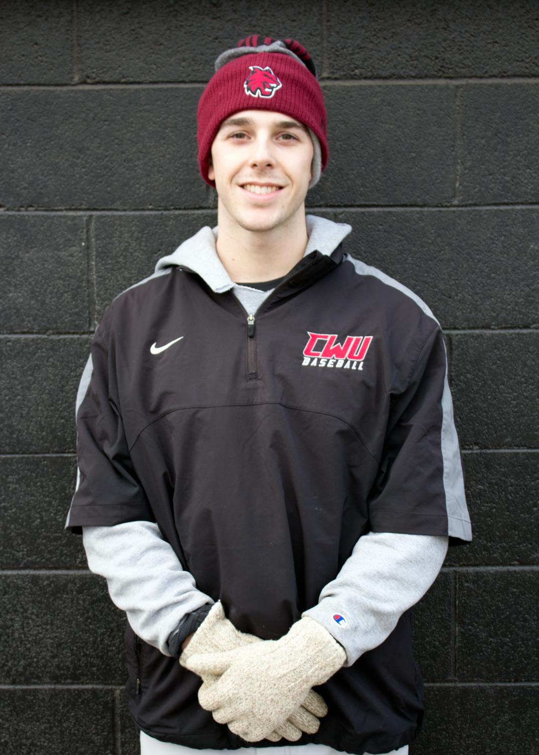 CWU pitcher Tyler Hoefer is just one of the experienced Wildcat pitchers being featured on the roster this season. Hoefer and the Wildcats will look to hit the field for 2019, with their opener set for Feb. 8.