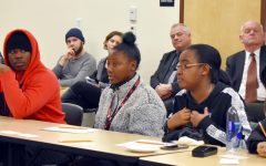 Students voice opinions about diversity