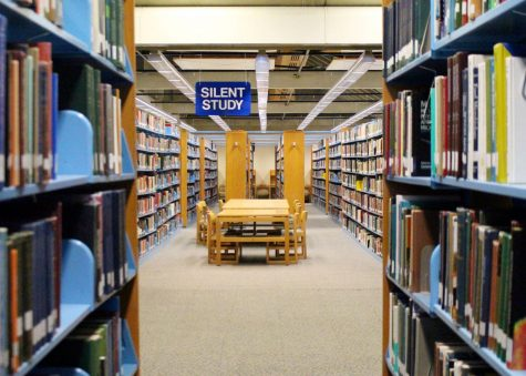 Brooks Library opens student common area