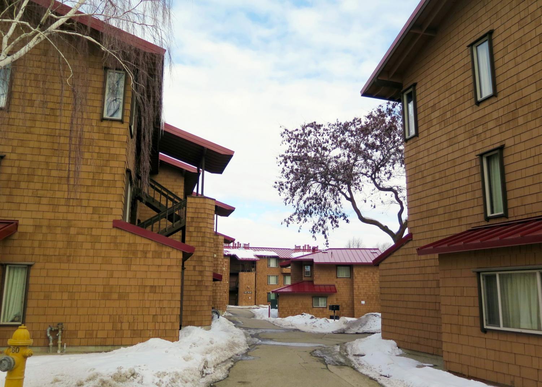 Student village, sometimes nicknamed