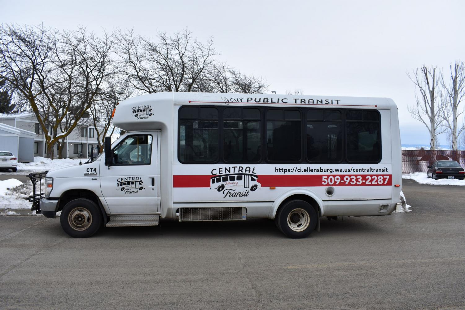 The Central Transit buses have been offering a free service to CWU students for the last nine years. The service became free to all Ellensburg residents in 2016. The transit system has been steadily growing in popularity ever since.
