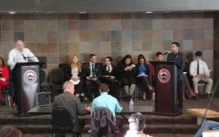 Candidates spread their message at first ASCWU public debate