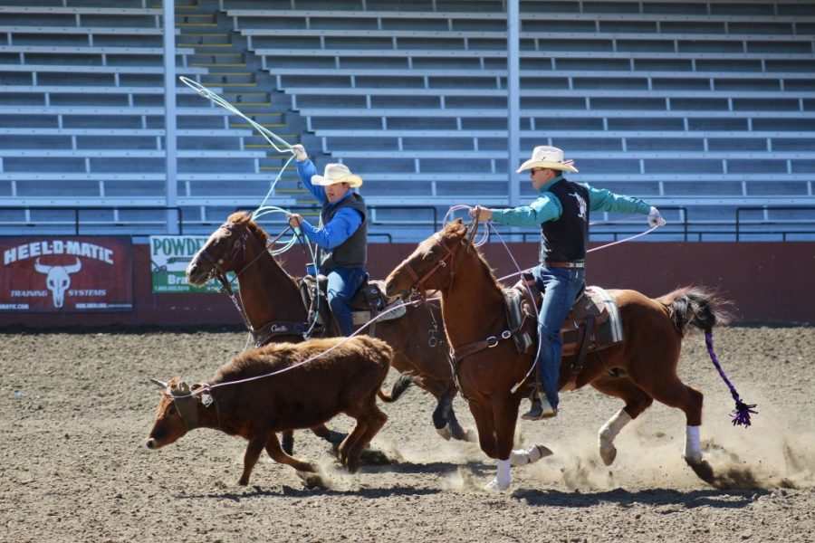CWU Rodeo Team competes in college rodeo
