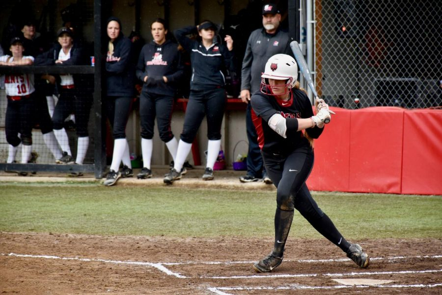 Softball is gearing up to play in the GNAC conference tournament. CWU currently holds first place with Con- cordia University trailing in second.