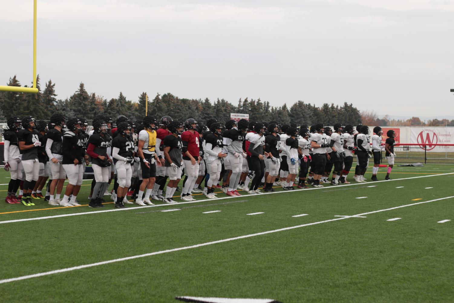 CWU spring football practices will begin April 5. Practices are open to the public and the spring game will take place on May 4, starting at 3 p.m.