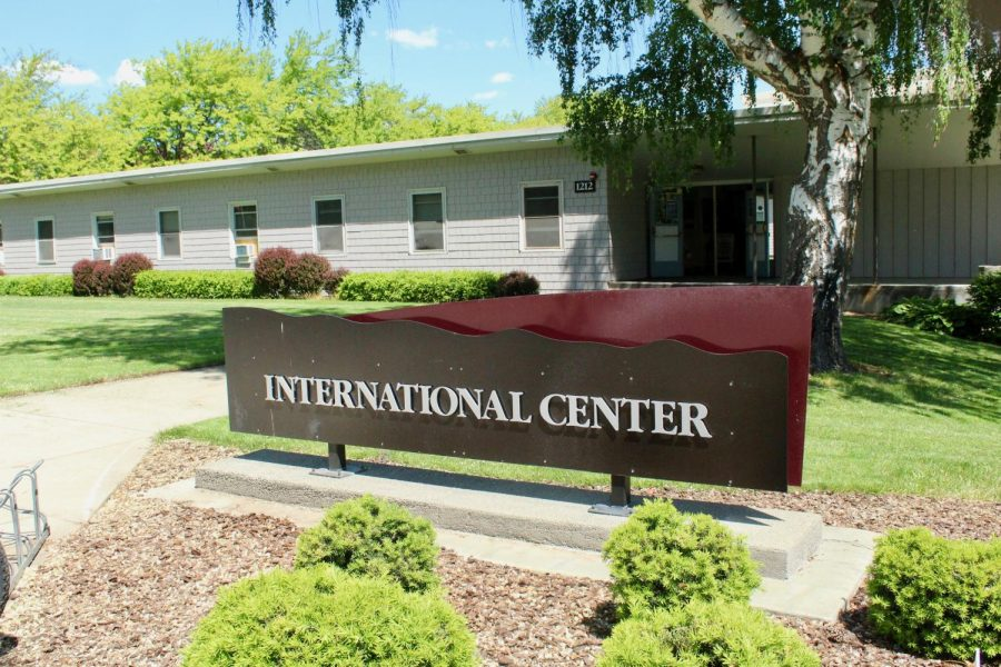 The International Center gives counseling to students from other countries, provides immigration services and helps form the educational experience for international students. The center is located off of E Dean Nicholson Blvd behind Michaelson Hall.