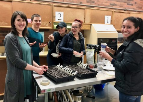 Nutrition Science Club advocates for healthy eating