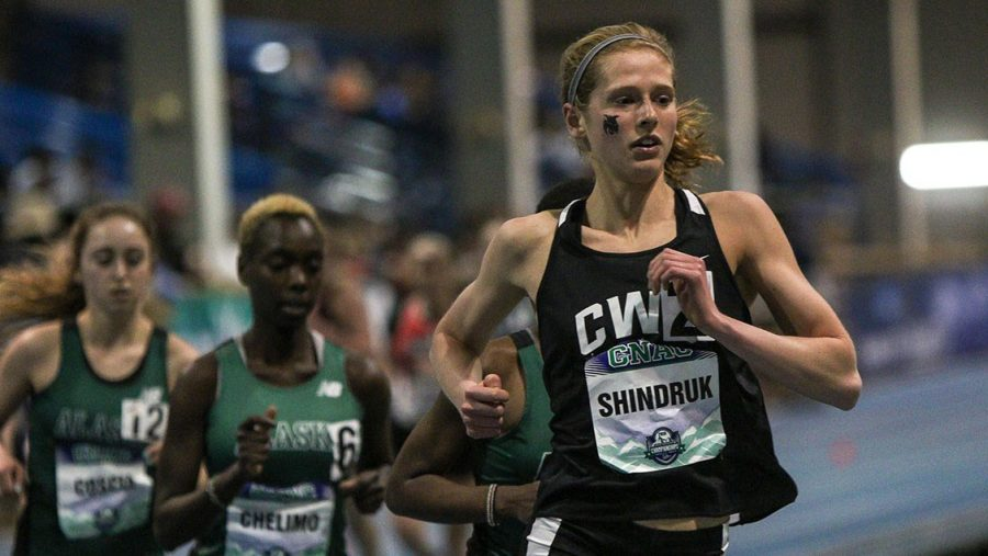Shindruk nominated for NCAA Woman of the Year