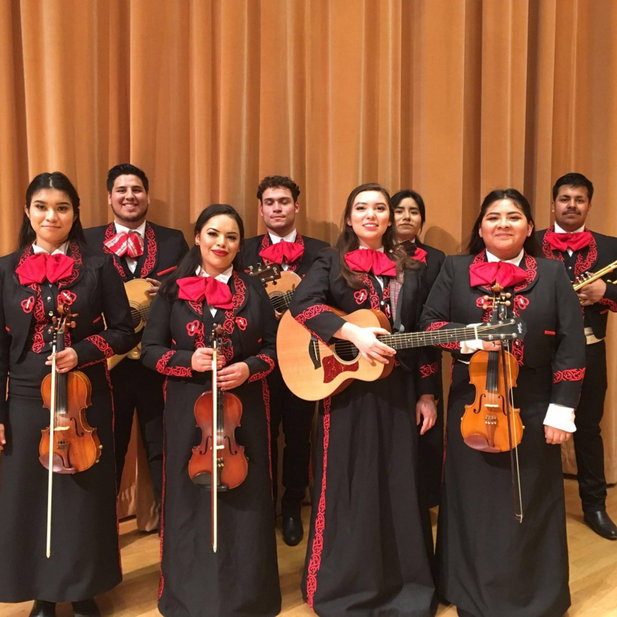 Music has created a powerful bond among the members of Mariachi del Centro. They encourage students who are curious about mariachi and Mexican culture to reach out and learn more.