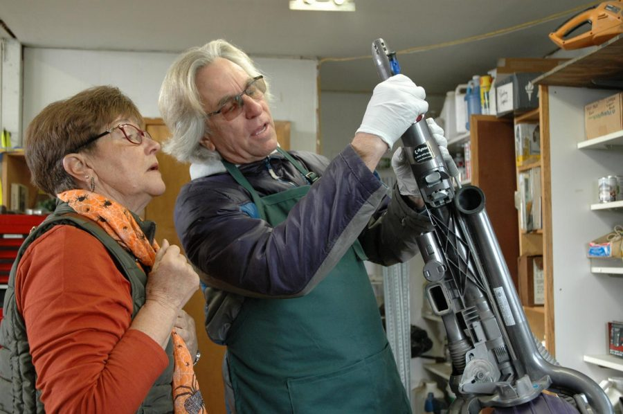 Need something fixed? Bring it to the Repair Café