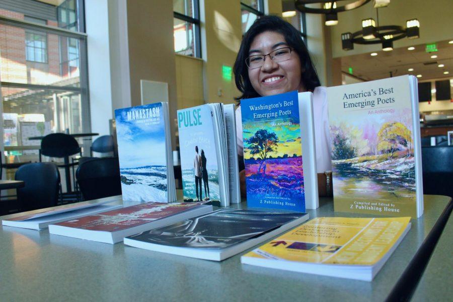 CWU student Ruby Nambo gets published