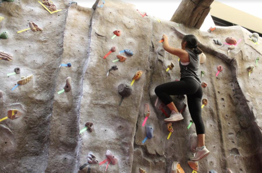 Climbing club honors late CWU climber