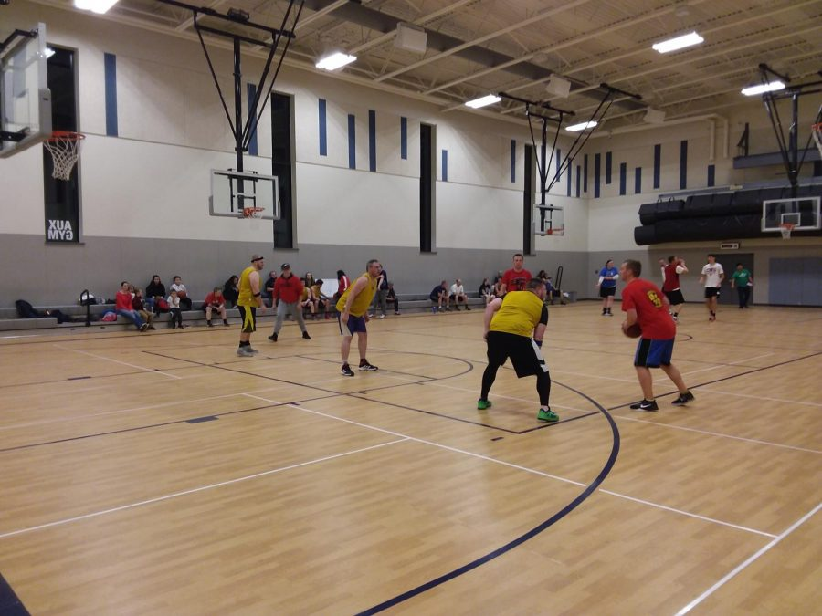 Adult sport leagues require no experience