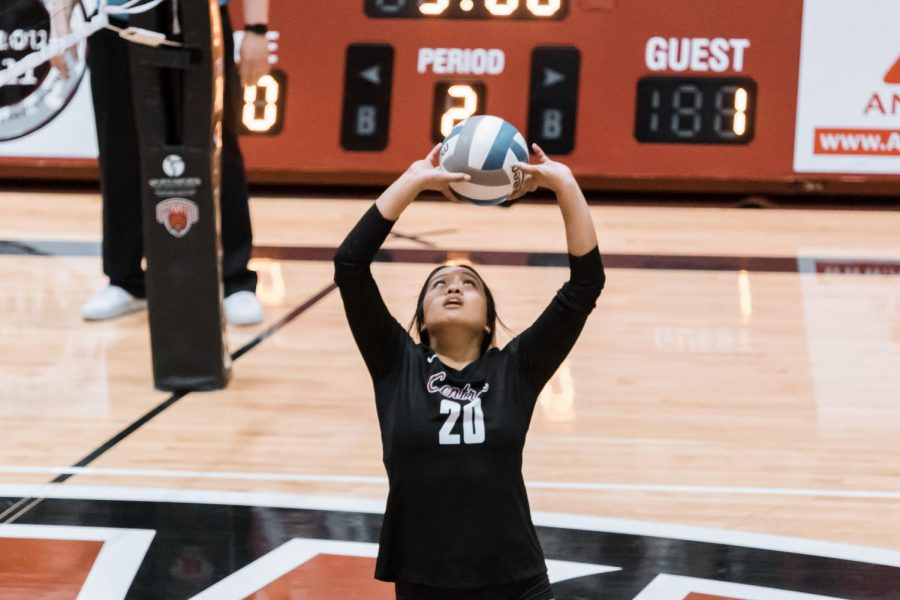 Volleyball digs way into playoffs