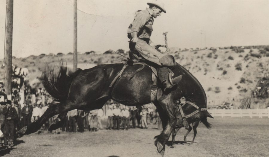 Courtesy of Ellensburg Rodeo Hall of Fame
