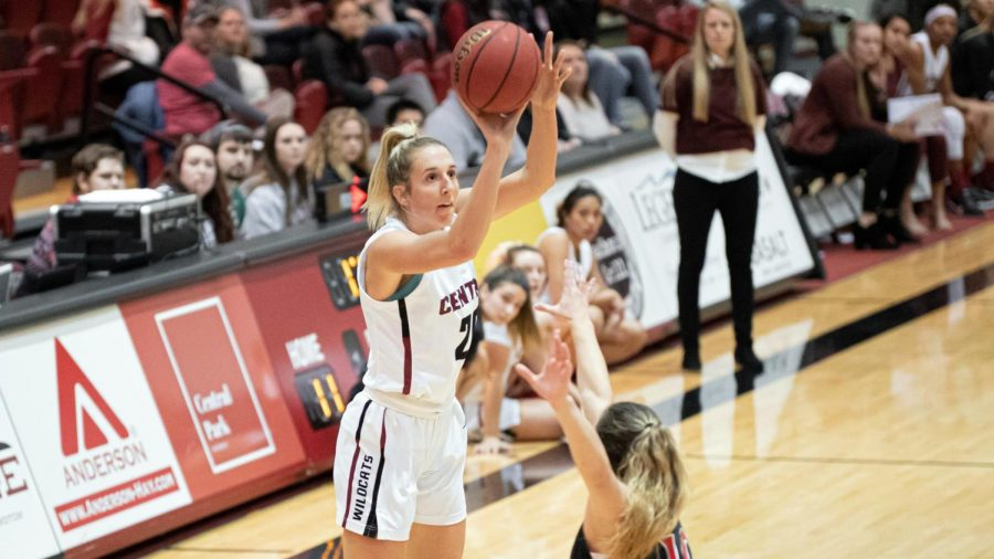 Flores helping Wildcats make presence felt in GNAC this year