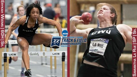 Weems and La Rue qualify for national championships